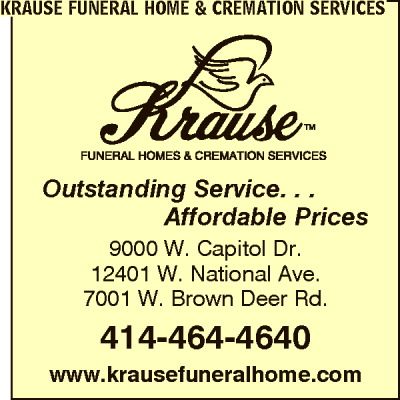 Krause Funeral Home & Cremation Services