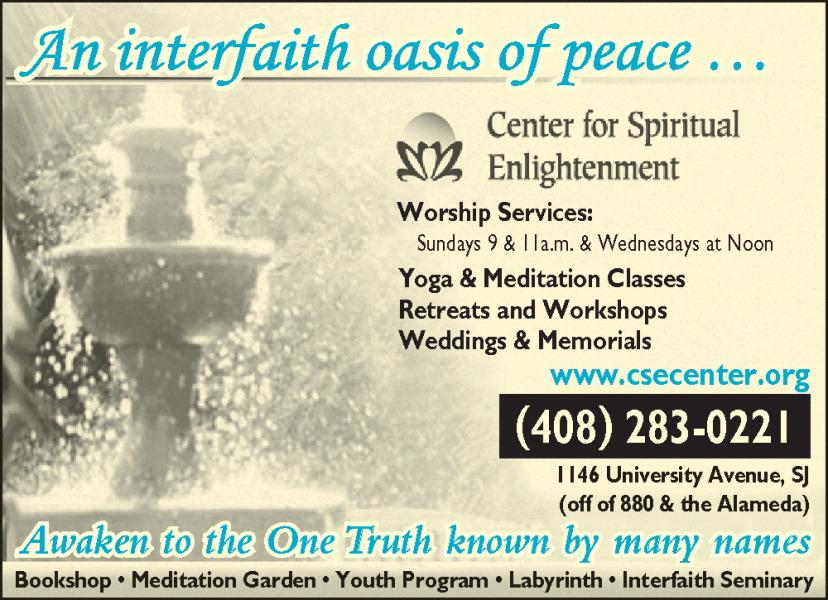 Center For Spiritual Enlightenment