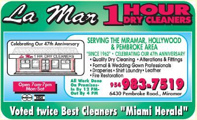 LaMar 1 Hour Dry Cleaners-