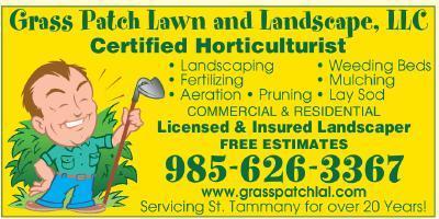 Grass Patch Lawn & Landscape LLC
