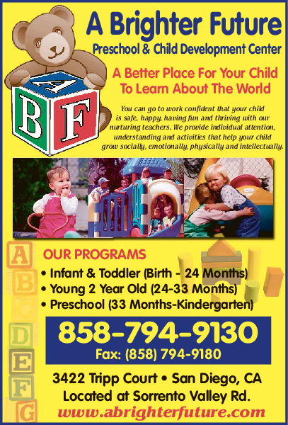 A Brighter Future Preschool & Child Development Center
