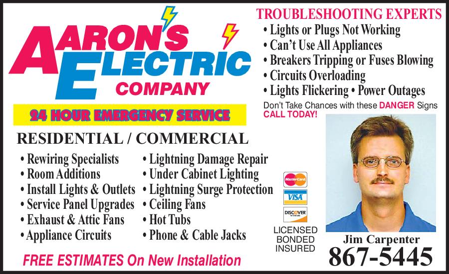 Aaron's Electric Company