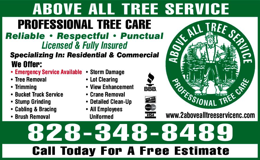 Above All Tree Service LLC