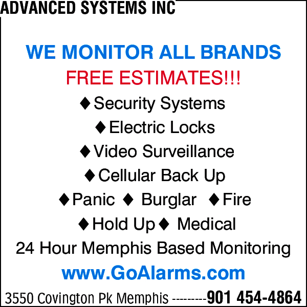 Advanced Systems Inc