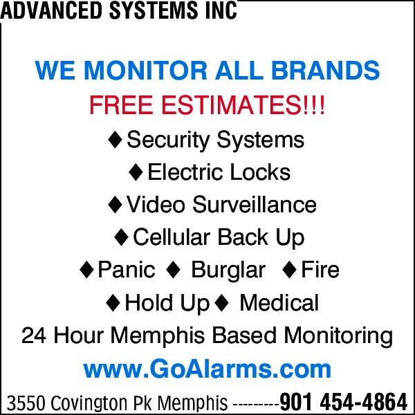Advanced Systems Inc