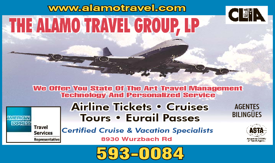 Alamo Travel Group LP