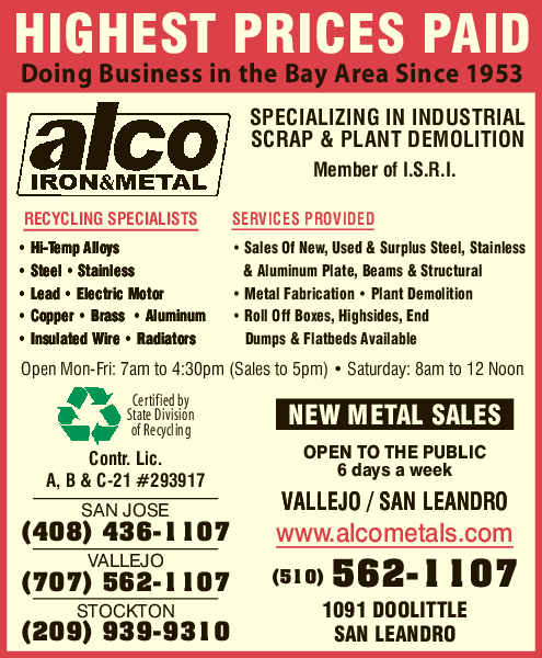 Alco Iron & Metal Co