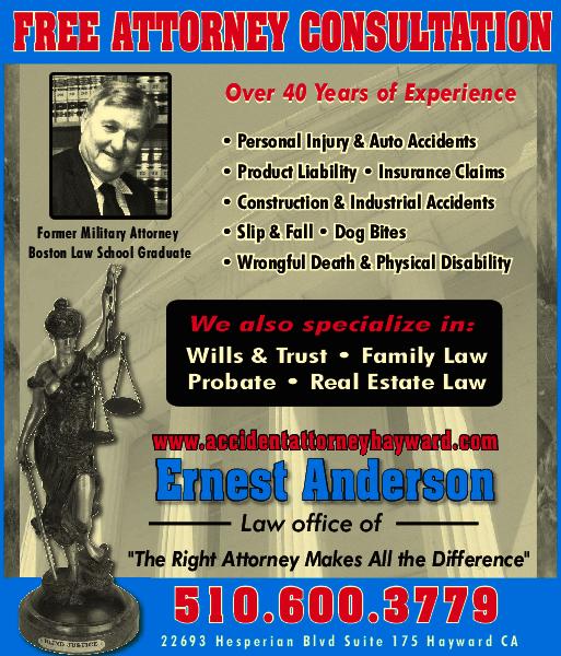 Anderson Ernest - Attorney