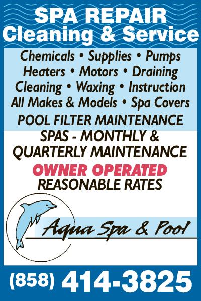 Aqua Spa And Pool