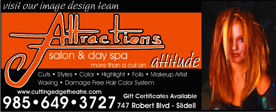 Attractions Salon