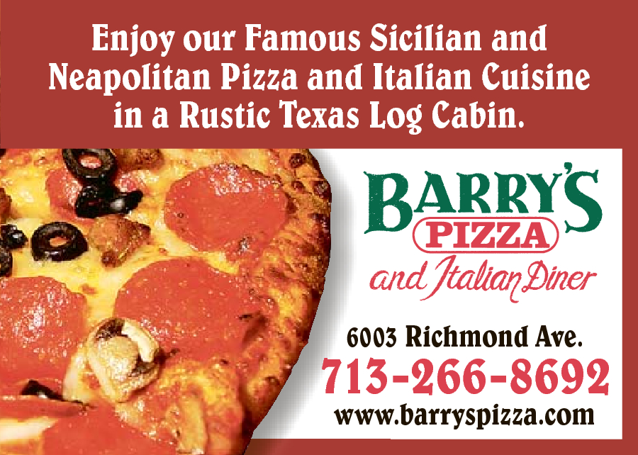 Barry's Pizza