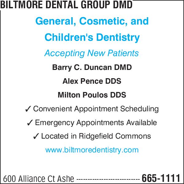 Biltmore Dental Group DMD