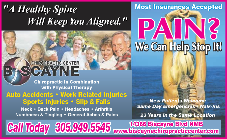 Biscayne Chiropractic Center