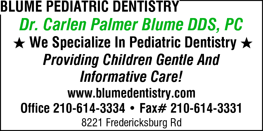 Blume Pediatric Dentistry
