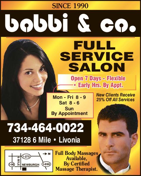 Bobbi & Co Salon