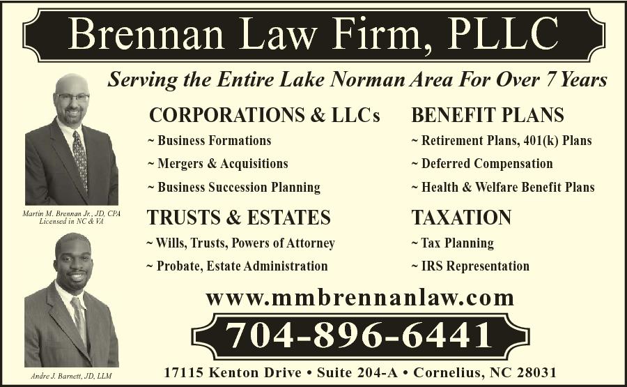 Brennan Law Firm PLLC