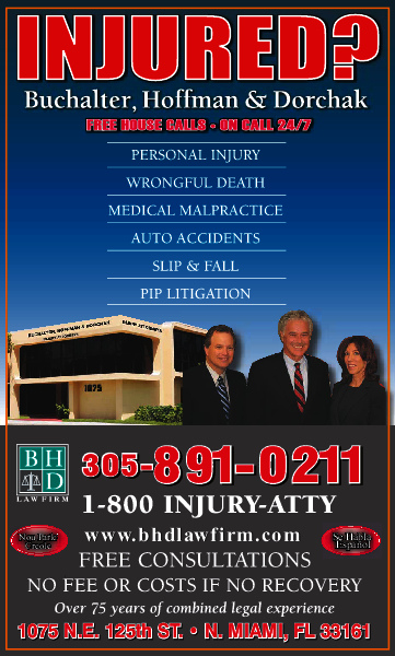 Buchalter Hoffman & Dorchak Personal Injury Attorneys