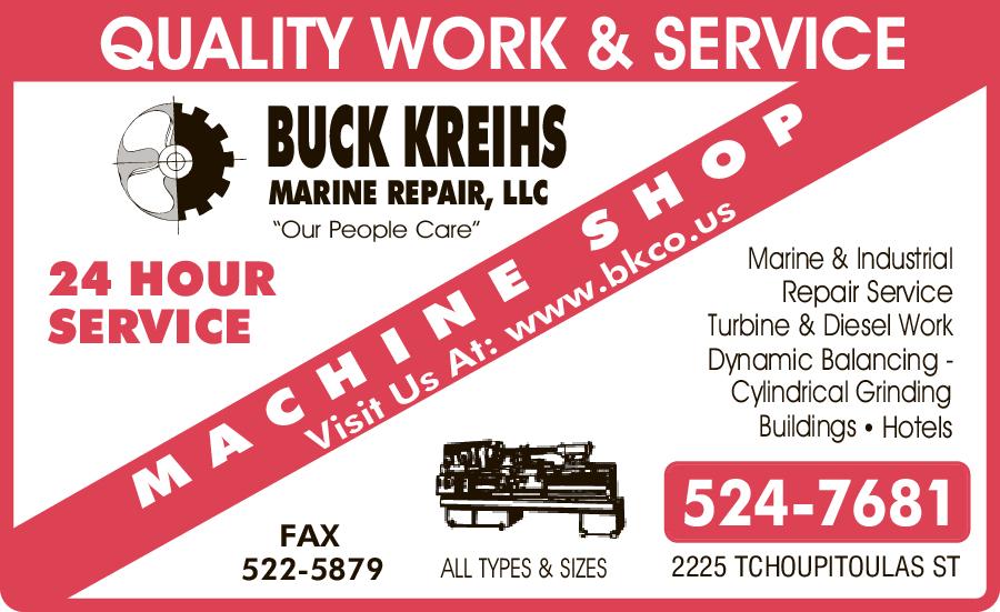 Buck Kreihs Marine Repair