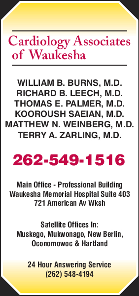 Cardiology Associates of Waukesha SC
