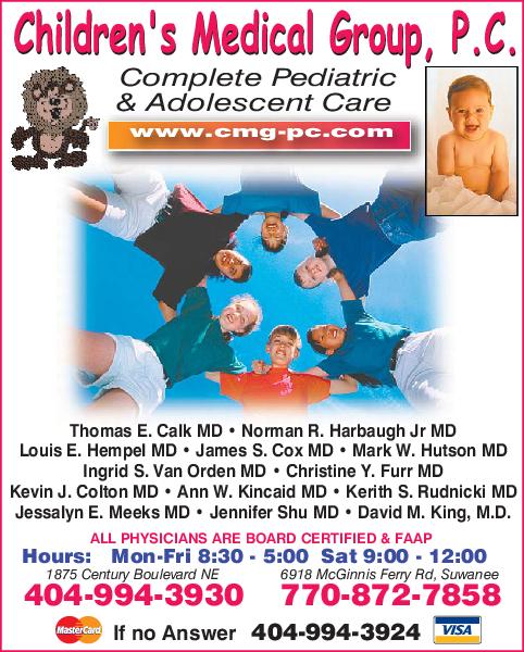 Children's Medical Group PC