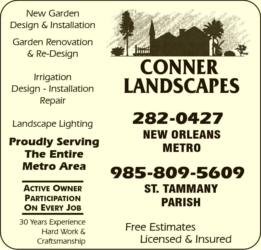 Conner Landscapes