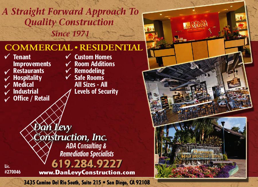 Dan Levy Construction Company Inc