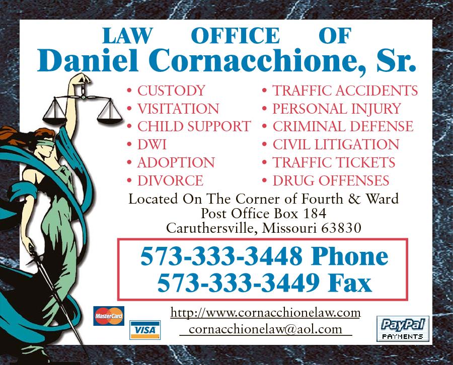 Daniel Cornacchione, Law Office - S. Cornacchione, Sr.
