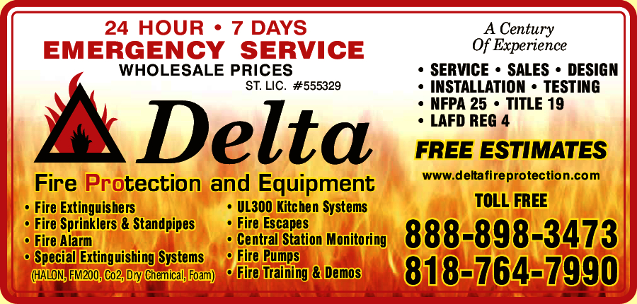 Delta Fire Protection & Equipment