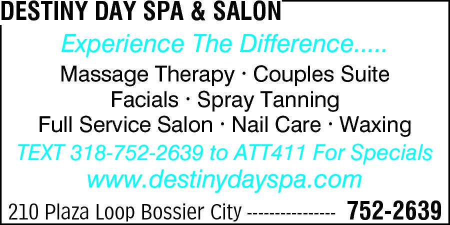 Destiny Day Spa & Salon