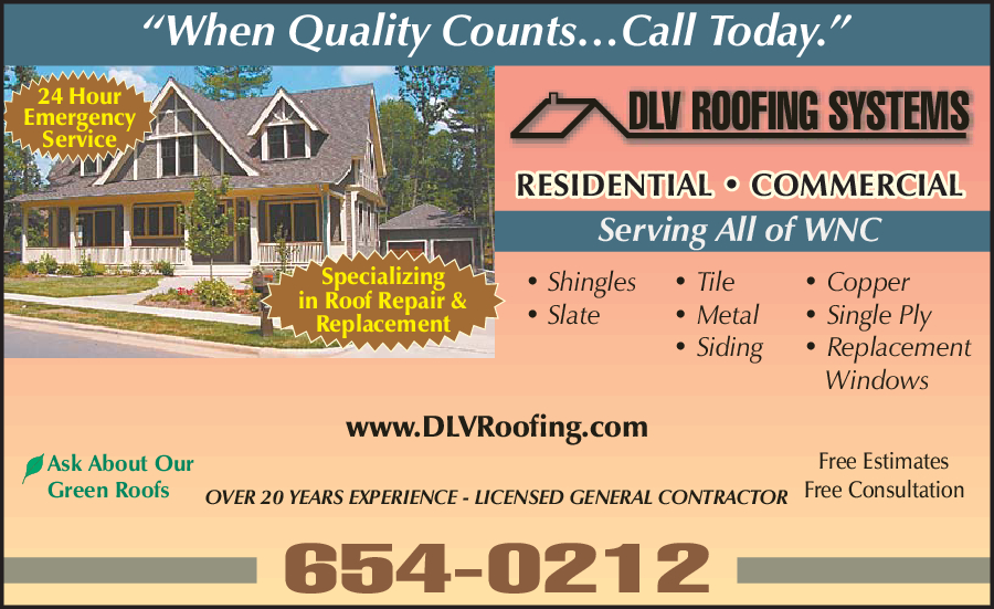 Dlv Roofing Inc