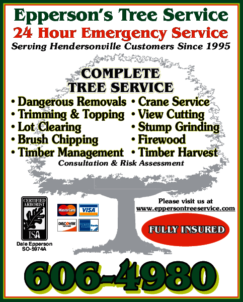Epperson's Tree Service