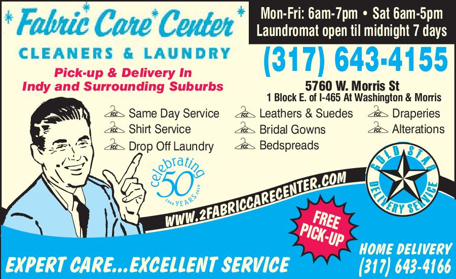 Fabric Care Center