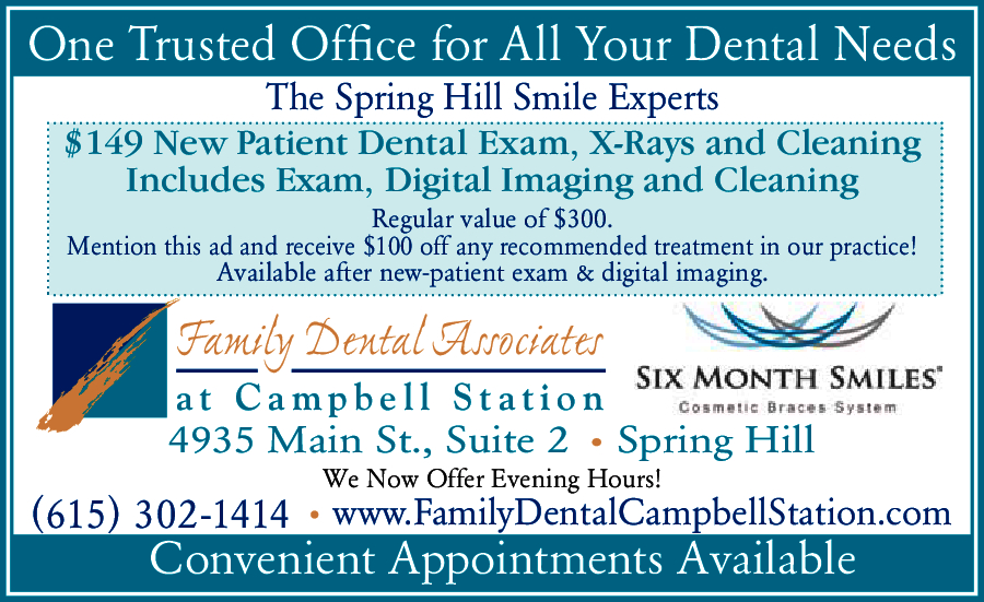 Columbia Dental Care And Associates