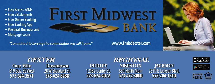 First Midwest Bank Of Dexter