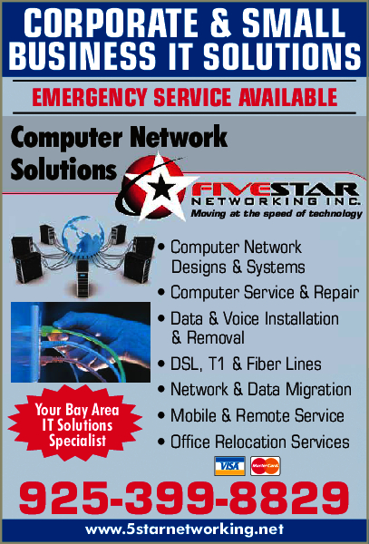Five Star Networking Inc