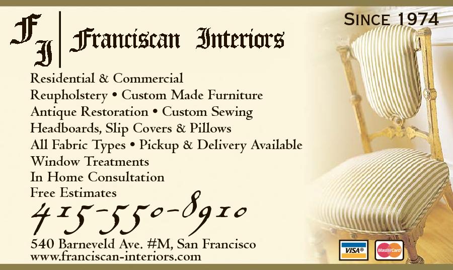 Franciscan Interiors