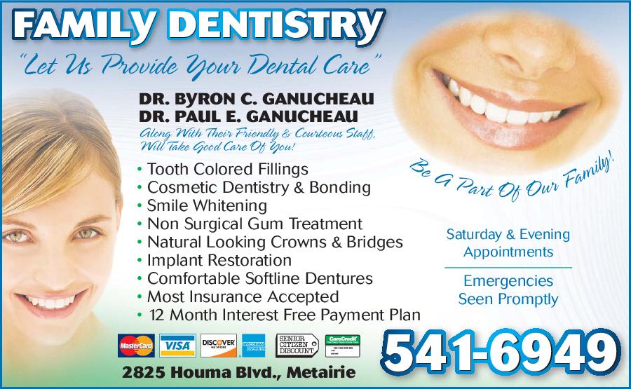 Ganucheau Dental Group