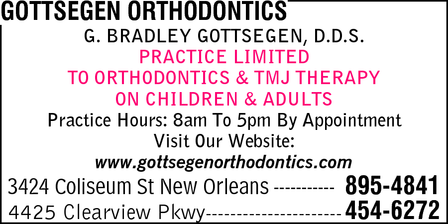 Gottsegen Orthodontics