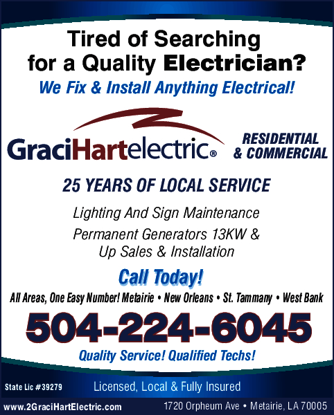 Graci Hart Electric