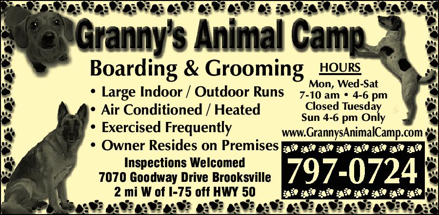 Granny's Animal Camp