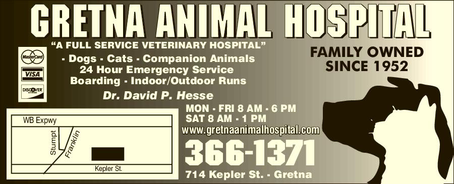 Gretna Animal Hospital LLC
