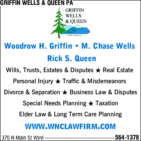 Griffin Wells & Queen PA