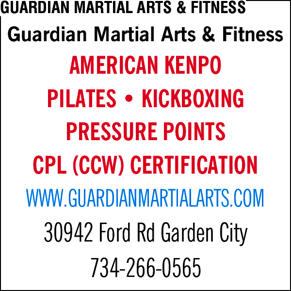 Guardian Martial Arts & Fitness
