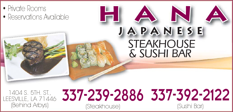 Hana Japanese Steakhouse