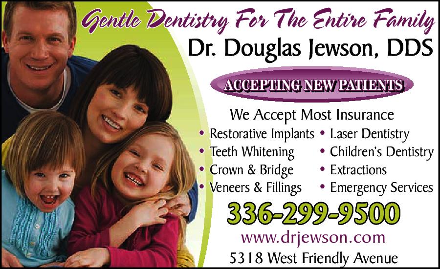 Jewson, Douglas G DDS,PA