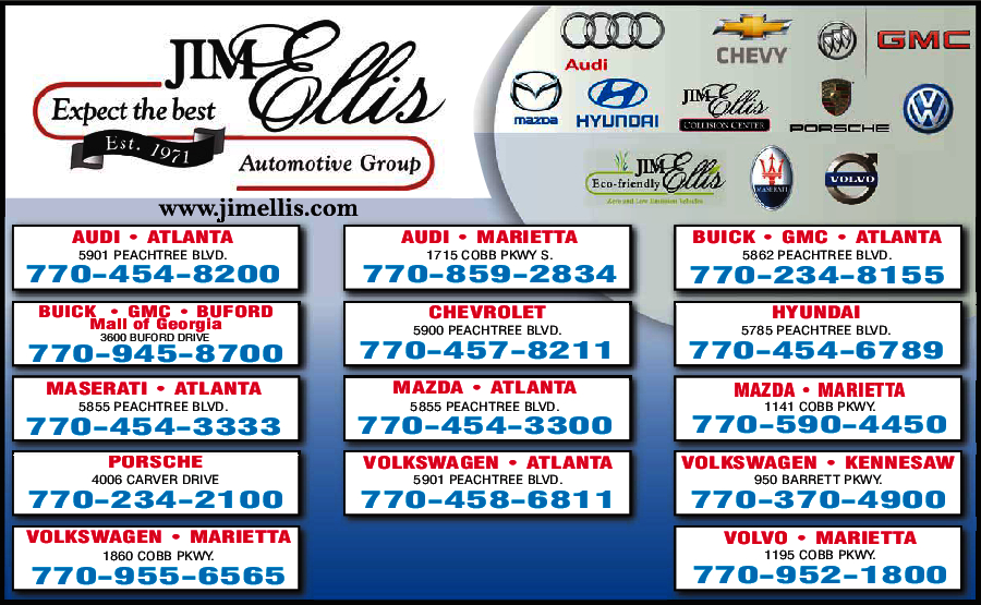 Jim Ellis Automotive Group