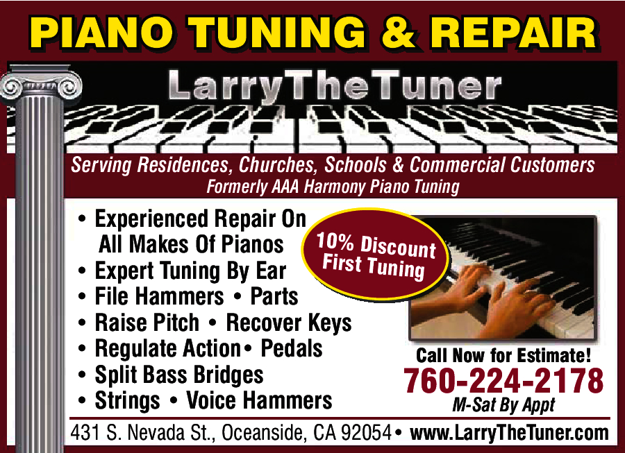 Larry The Tuner
