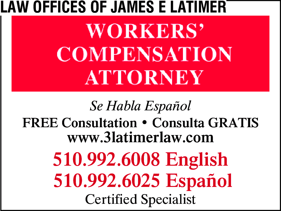 Latimer James Law Offices Of