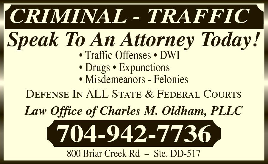 Law Office of Charles M Oldham PLLC