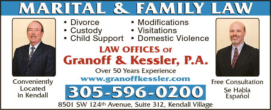 Law Offices Of Granoff & Kessler PA
